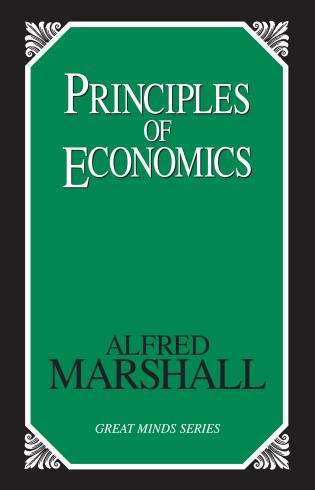 Cover image for the book Principles of Economics