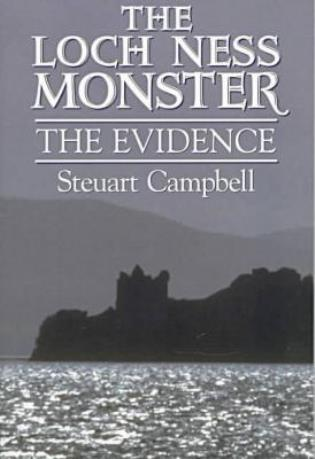 Cover image for the book The Loch Ness Monster: The Evidence