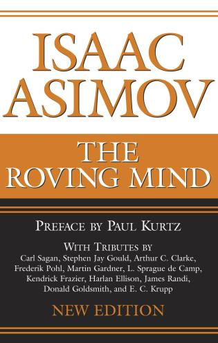 Cover image for the book The Roving Mind