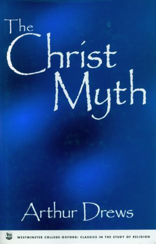 Cover image for the book The Christ Myth