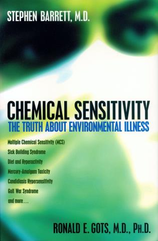 Cover image for the book Chemical Sensitivity: The Truth About Environmental Illness