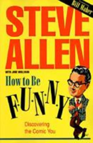 Cover image for the book How to Be Funny