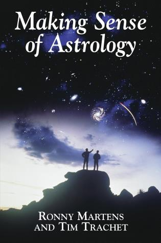 Cover image for the book Making Sense of Astrology