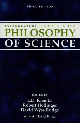 Cover image for the book Introductory Readings in the Philosophy of Science