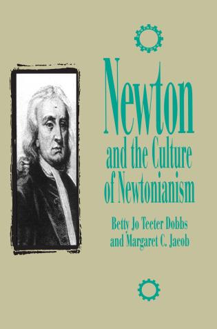 Cover image for the book Newton and the Culture of Newtonianism
