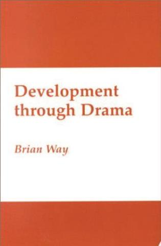 Cover image for the book Development through Drama