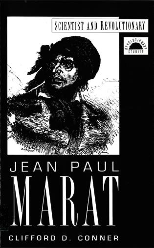 Cover image for the book Jean Paul Marat