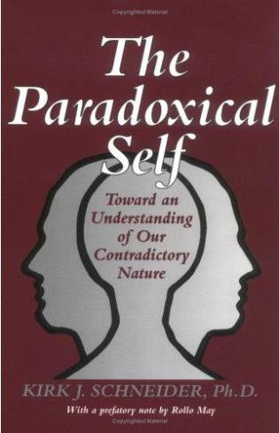 Cover image for the book The Paradoxical Self: Toward an Understanding of Our Contradictory Nature