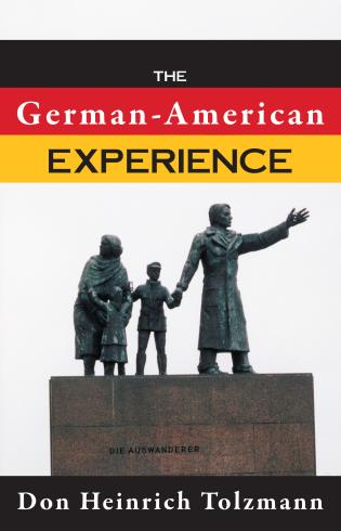 Cover image for the book The German-American Experience