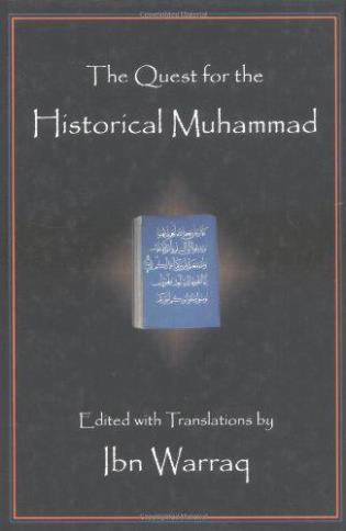 Cover image for the book The Quest for the Historical Muhammad