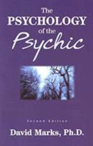 Cover image for the book The Psychology of the Psychic