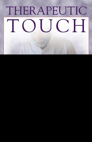 Cover image for the book Therapeutic Touch