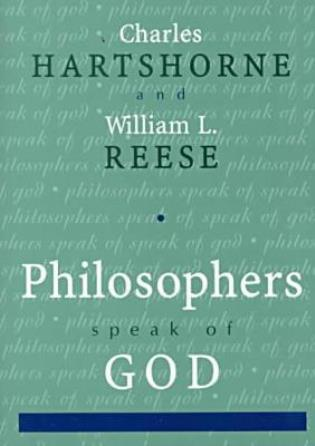 Cover image for the book Philosophers Speak of God