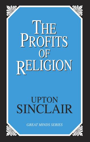 Cover image for the book The Profits of Religion