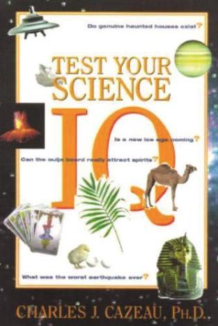 Cover image for the book Test Your Science IQ