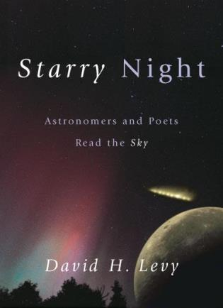 Cover image for the book Starry Night: Astronomers and Poets Read the Sky