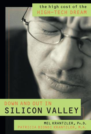 Cover image for the book Down and Out in Silicon Valley