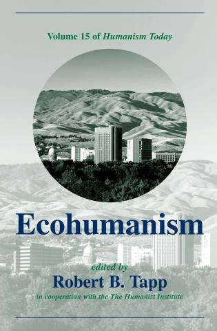 Cover image for the book Ecohumanism