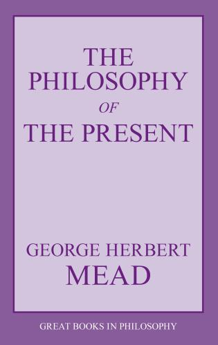 Cover image for the book The Philosophy of the Present