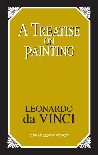 Cover image for the book A Treatise on Painting
