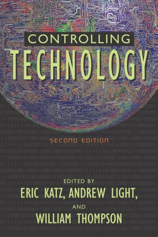 Cover image for the book Controlling Technology: Contemporary Issues