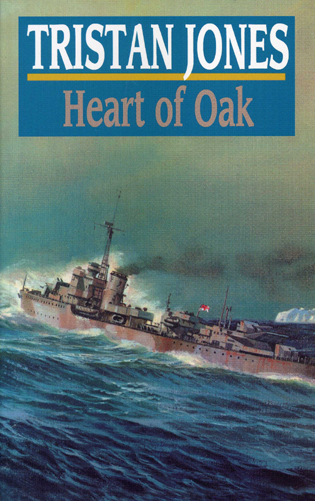 Cover image for the book Heart of Oak