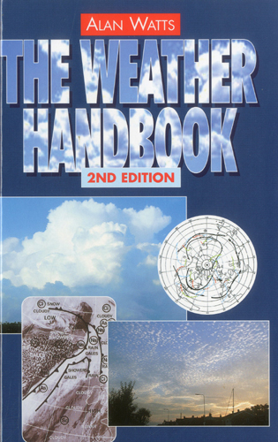 Cover image for the book The Weather Handbook, 2nd Edition