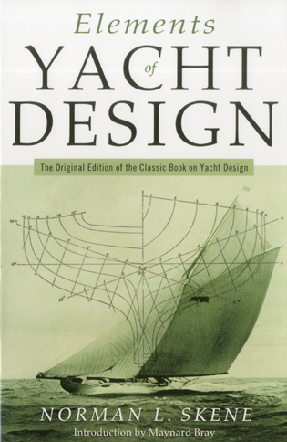Cover image for the book Elements of Yacht Design: The Original Edition of the Classic Book on Yacht Design