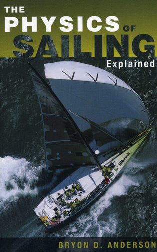 Cover image for the book The Physics of Sailing Explained