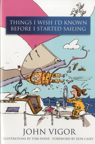 Cover image for the book Things I Wish I'd Known Before I Started Sailing