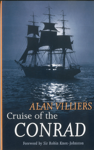 Cover image for the book Cruise of the Conrad