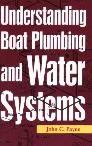 Cover image for the book Understanding Boat Plumbing and Water Systems