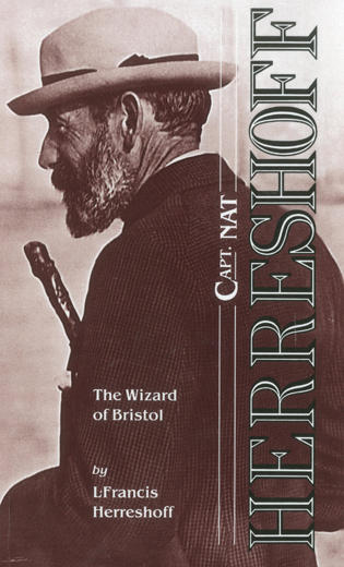 Cover image for the book Capt. Nat Herreshoff: The Wizard of Bristol