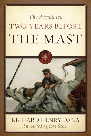 Cover image for the book The Annotated Two Years Before the Mast