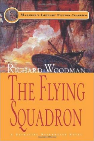 Cover image for the book The Flying Squadron: #11 A Nathaniel Drinkwater Novel