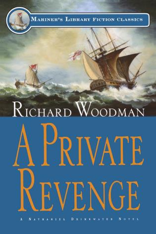 Cover image for the book A Private Revenge: #9 A Nathaniel Drinkwater Novel