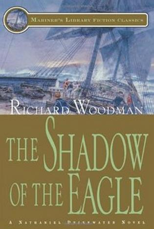 Cover image for the book The Shadow of the Eagle: #13 A Nathaniel Drinkwater Novel