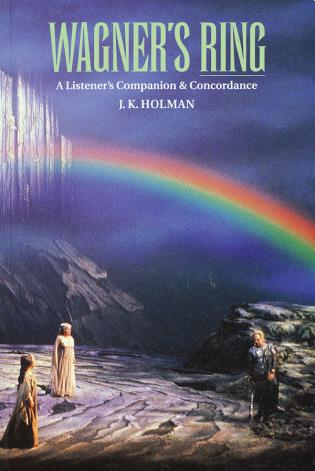Cover image for the book Wagner's Ring: A Listener's Companion and Concordance