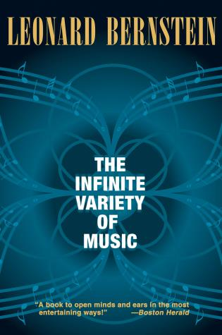 Cover image for the book The Infinite Variety of Music