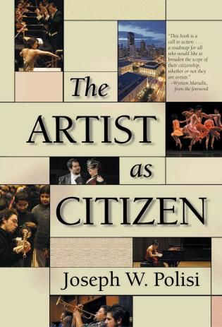 Cover image for the book The Artist as Citizen