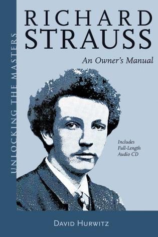 Cover image for the book Richard Strauss: An Owner's Manual