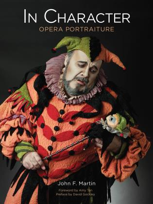 Cover image for the book In Character: Opera Portraiture