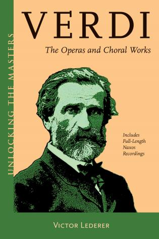 Cover image for the book Verdi: The Operas and Choral Works