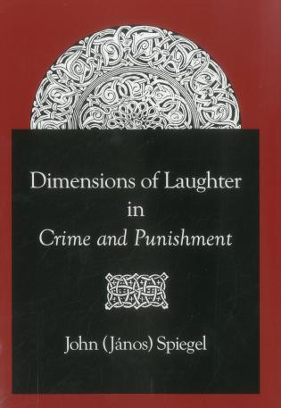 Cover image for the book Dimensions of Laughter in Crime and Punishment