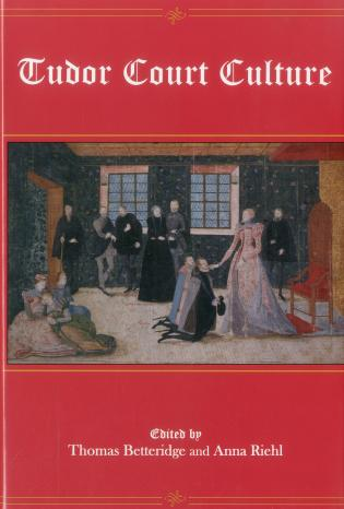 Cover image for the book Tudor Court Culture