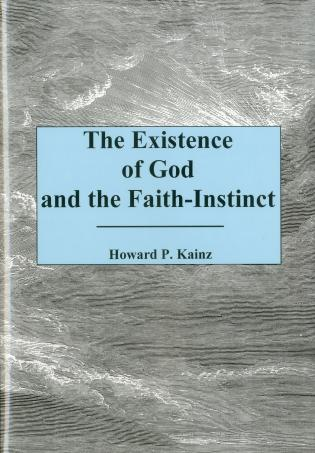 Cover image for the book The Existence Of God And The Faith...