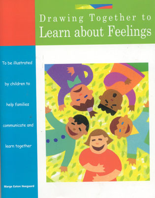 Cover image for the book Drawing Together to Learn about Feelings