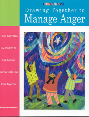 Cover image for the book Drawing Together to Manage Anger