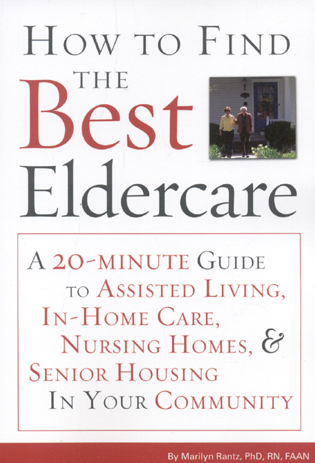 Cover image for the book How to Find the Best Eldercare