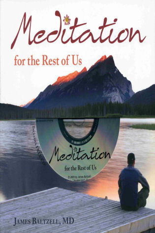 Cover image for the book Meditation for the Rest of Us